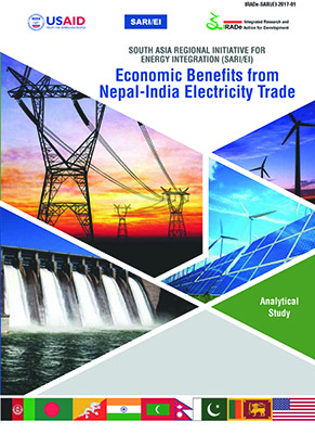 Analytical Study Economic Benefits from Nepal-India Electricity Trade-1