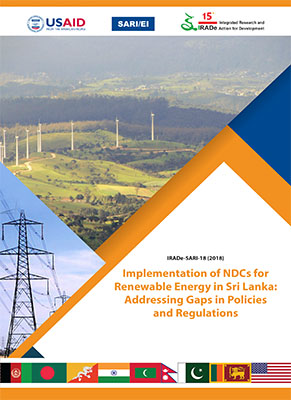 Implementation of NDCs for Renewable Energy in Sri Lanka Addressing Gaps in Policies and Regulations